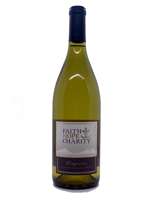 Faith Hope & Charity 2015 Viognier