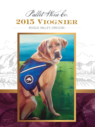 Rogue Winery 2015 Viognier